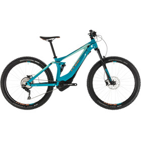Cube Sting Hybrid 120 Race 500 Turquoise'n'Apricot